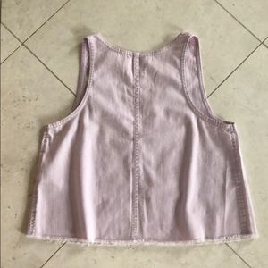 Wilfred Tops - Wilfred Free Lavender Sleeveless Shirt